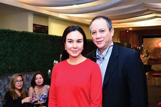 Gretchen Barretto's post workout mood includes singing!