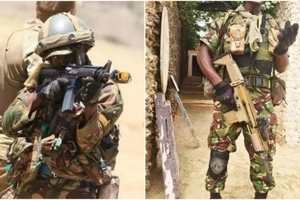 How KDF Special Forces killed 140 al-Shabaab fighters in 3-hour gun battle