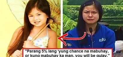 Na-comatose pala siya! Kisses Delavin reveals traumatic experience when she was 6 years old in dramatic interview with Korina Sanchez!