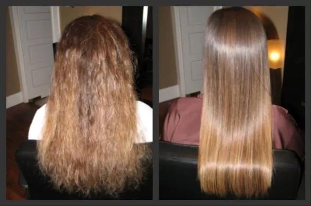 Técnica natural para alisar el cabello sin tener que ir al salón, solo necesitas bicarbonato de sodio