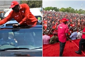 Jubilee inapanga kuiba mashamba yetu, adai gavana baada ya Uhuru kuzuru kaunti yake
