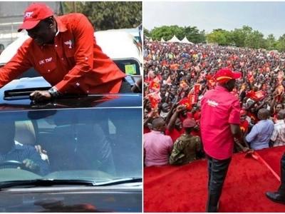 Wakaazi wa Rift Valley wakataa 'zawadi' kutoka kwa Rais Uhuru