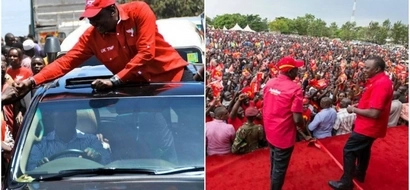 What will 1 billion do? Residents reject Uhuru's compensation package