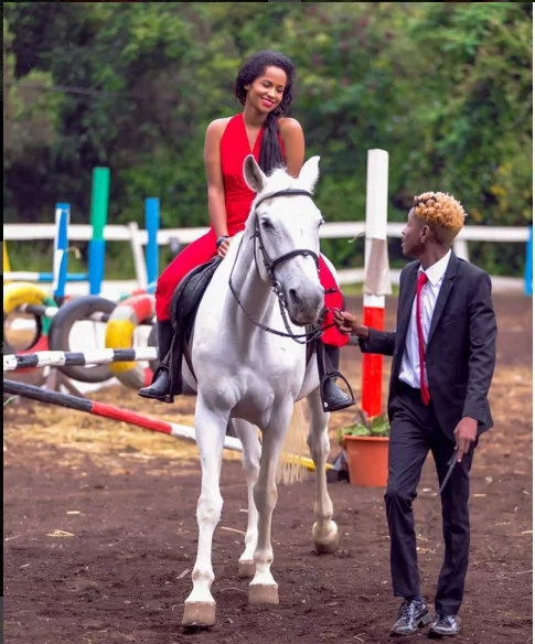 13 awesome ingredients to a happy relationship according to Eric Omondi and his girl