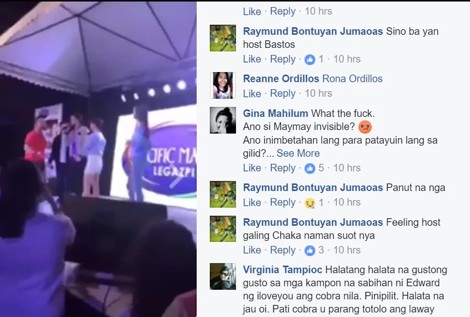 'Sana Di Niyo Na Lang Inimbitahan Kung Ipapahiya Niyo Lang!' Disappointed Mayward Fans Demands Apology for Maymay