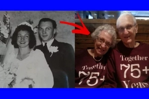 A couple celebrates their wedding anniversary and it goes viral! You will say 'Awww' after learning WHY!