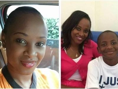 Mtoto wa mtangazaji wa Citizen TV - Kanze Dena - amekuwa wa kuvutia mno (picha)
