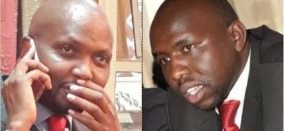 Citizen TV's Francis Gachuri fiercely defends ODM official from false Jubilee legislators' accusations, details