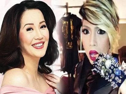 Kawawang Kris! Vice Ganda jokes about Kris Aquino's departure from ABS-CBN