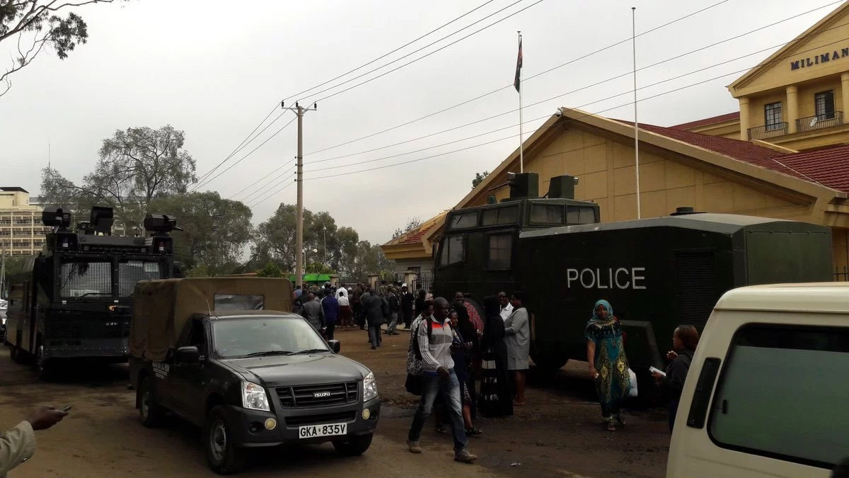 CCTV, rapid response unit set up to monitor CORD rally