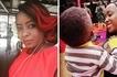 Jackie Maribe finally unveils her adorable son(photos)