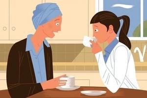 Qué no decir a un paciente con cáncer