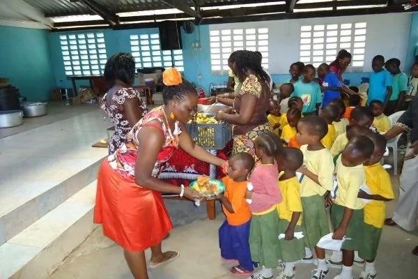 Judy's initiatives help orphans in Kenya