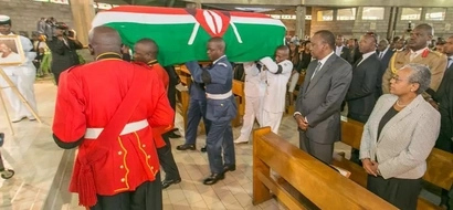 Two lessons to learn from Lucy Kibaki's life - Uhuru