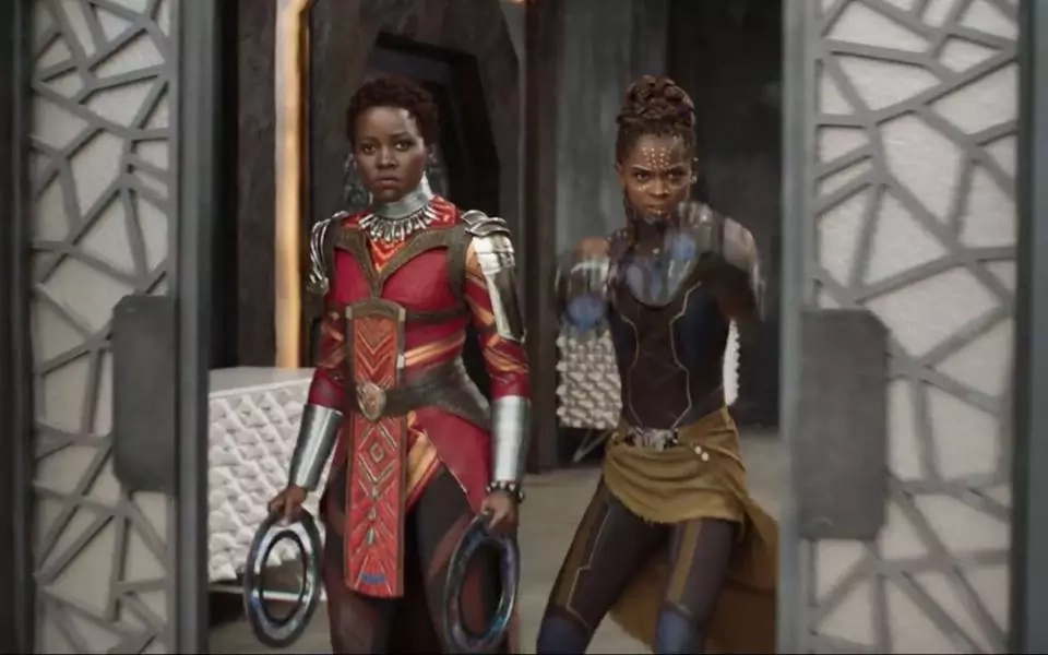 The Black Panther Teaser Trailer Promises an Afrofuturist Wonderland (Plus Superheroes)
