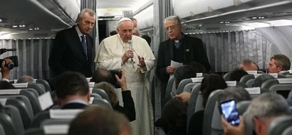 Pope Francis Reveals The Insect That Worries Him