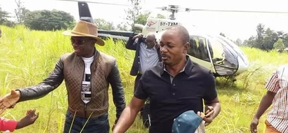 Aliyekuwa rafiki wa Ababu Namwamba afichua mpango wa mbunge huyo kwa chama cha Jubilee