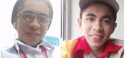 Kaya naman pala! Netizen explains why he smells like burger after a group of friends made fun of him in a jeepney