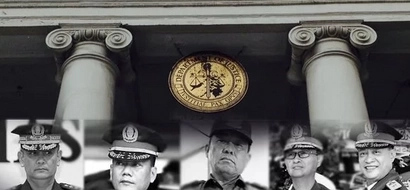 LOOK! Five 'narco' generals on immigration watchlist