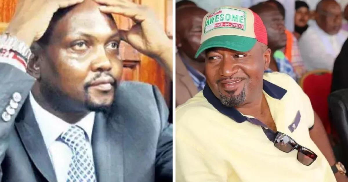 Mbunge maarufu wa Jubilee atonesha kidonda katika masaibu yanayomkumba Joho