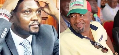Vocal Jubilee MP Moses Kuria shamed after his close ally is caught with fake KCSE certificate