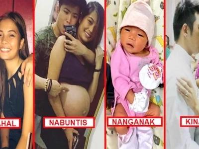 Maiiyak ka ng todo dito! This young Pinoy daddy shared his epic love story on social media: 'Nagmahal. Nabuntis. Nanganak. Kinasal!'