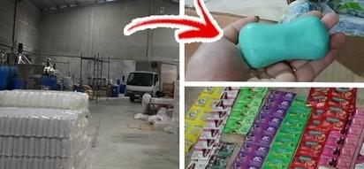 Ingat po tayo! Bureau of Customs raids Bulacan warehouse with fake goods worth billions! Paki-check yung Safeguard!