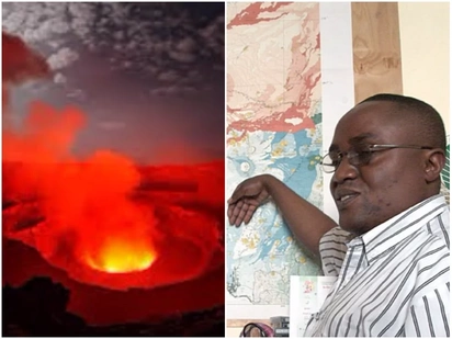 Meet man who predicted eruption of Mt Nyiragongo that left 90,000 homeless and dozens dead