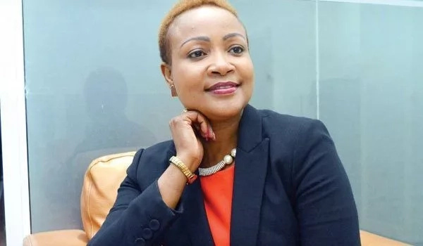 Female Jubilee politician Joyce Lay survives a grisly road accident(Photo)