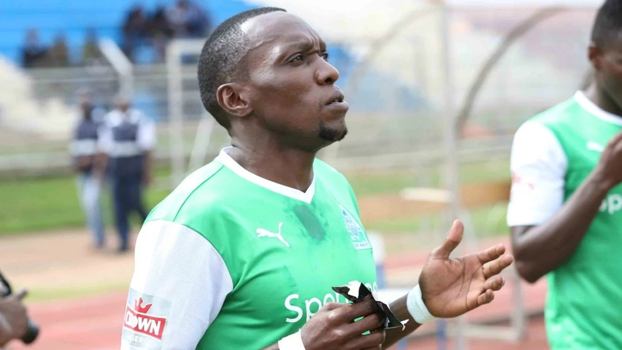 Gor Mahia star striker tipped to win another prestigious award after Sportpesa medal