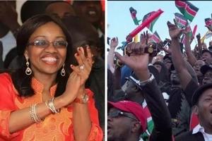 Picha za mwanasiasa huyu wa Jubilee zawatia wanaume joto kwa UREMBO wake