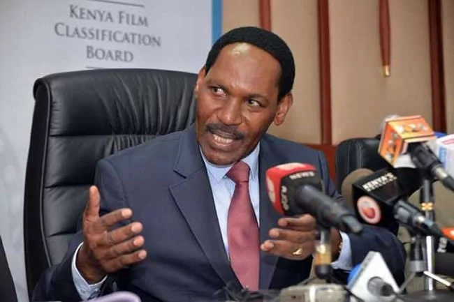 Ezekiel Mutua insults fan who questioned him on Facebook