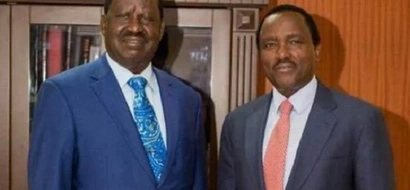 All about the secret meeting between Raila and Kalonzo that Wetangula missed