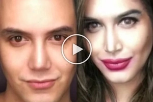 Anne-galing! Paolo Ballesteros morphs into Anne Curtis in latest make up transformation