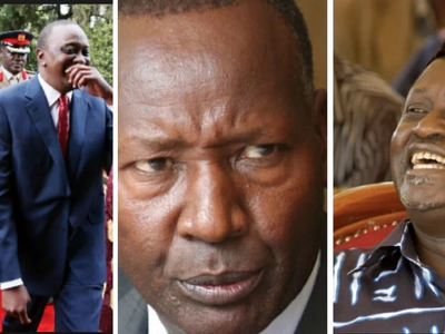 ODM calls for prosecution of CS Joseph Nkaissery at the ICC