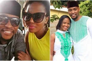 Janet Mbugua's brother-in-law proposes to girlfriend AGAIN after leaving celebrity Grace Msalame (photos)