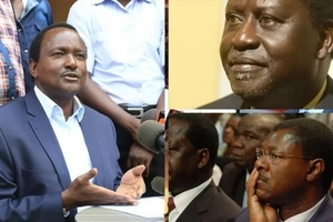 Kalonzo's Wiper party issues fresh demands in picking of NASA candidate