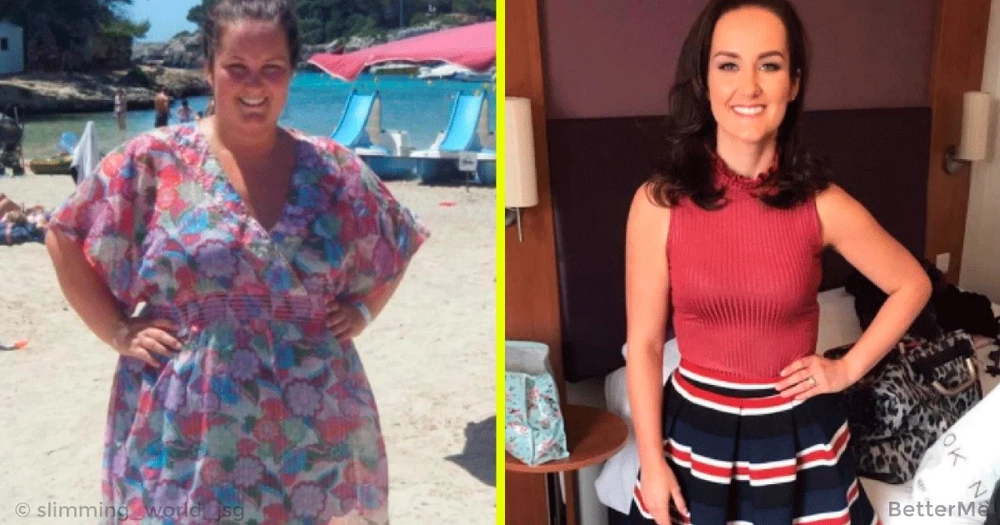 Jennifer Ginley lost half her body weight and changed her life in one year