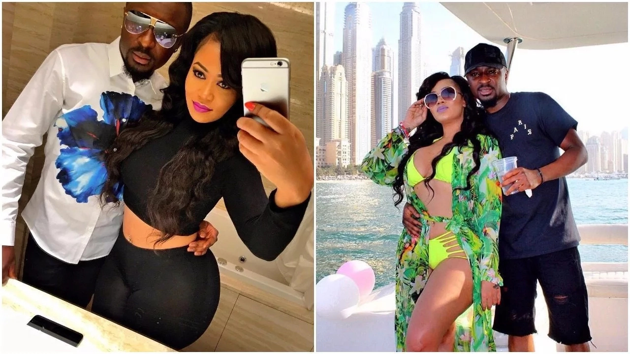 Socialite Vera Sidika defends herself after claims she's stealing Nigerian men