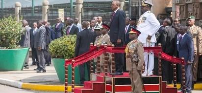 Swear in Uhuru immediately, Mount Kenya leaders demand