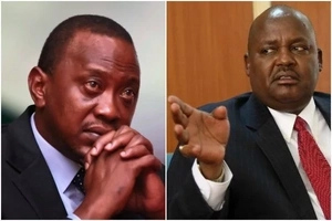 Powerful Jubilee MP defects from Uhuru Kenyatta's party