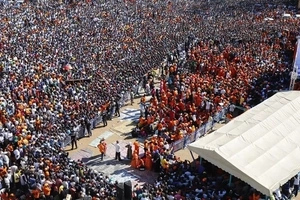 Raila Odinga to bring Wajir town to standstill in MEGA rally