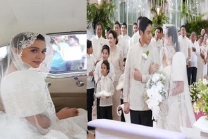 MUST SEE: Here are some of the Behind the Scenes photos of Cardo-Alyanna Wedding