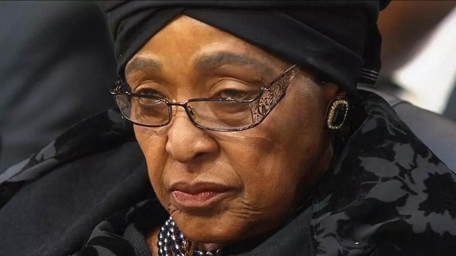 Winnie Mandela aaga dunia