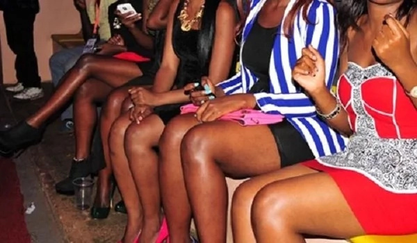 Party for white men and black Kenyan girls triggers uproar