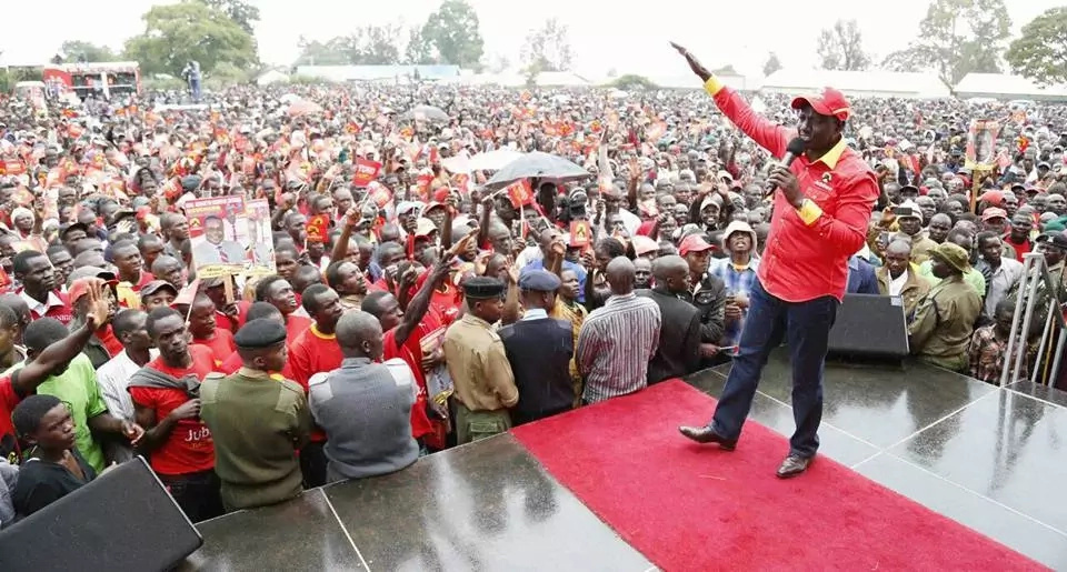 DP Ruto reveals his 2022 running mate