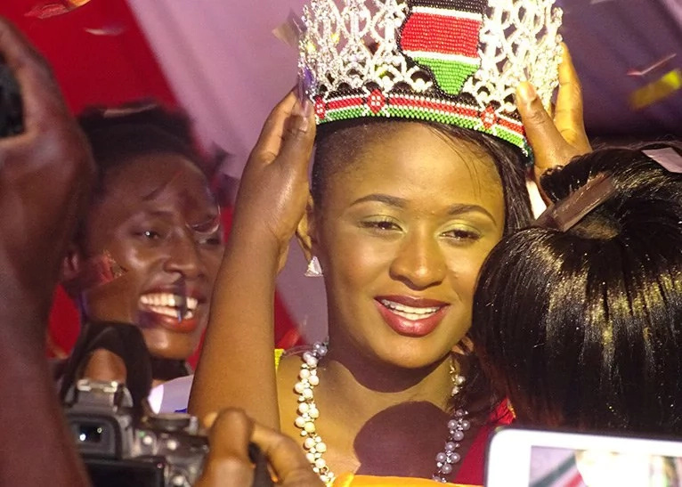 Rabella Wendy Omollo wins Miss Tourism Kenya