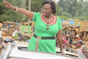 Martha Karua shows her back to CORD, Jubilee, announces her 2017 party