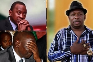 Kick me out if you wish - Sonko tells Uhuru's camp