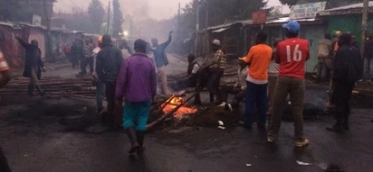 Anti-riot police leave 4 NASA counties as calm returns
